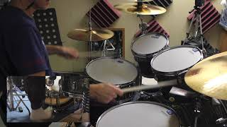 Led Zeppelin - Good Times Bad Times - Drum Cover