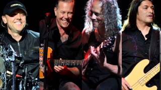 Metallica - In My Life live 2014 tuning E