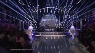 Johann Sebastian Bass - Marmalade Skies feat. The LEDies // Live @ ORF