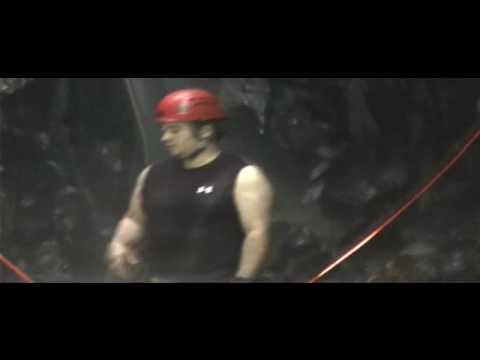 Angel goes down 80′ foot waterfall
