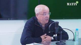 Aziz Laaraf : «Je ne sais pas pourquoi on est le seul sport à qui on fixe des objectifs mondiaux»