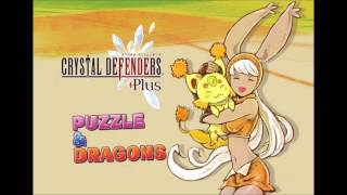 Puzzle & Dragons Crystal Defenders Boss BGM