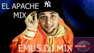 EMUS DJ FT EL APACHE NESS - EL APACHE MIX