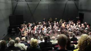 Manukau Concert Band - Down by the Salley Gardens