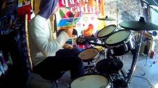 La queuleuleu - André Bézu - Drums cover