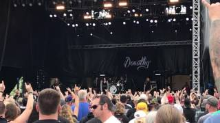 Dorothy - Wicked Ones @ Rock on the Range (May 21, 2017)