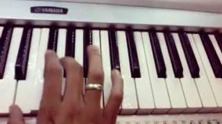 Video aula teclado dj som da liberdade