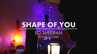 ED SHEERAN - Shape of you (Cover by Dari)