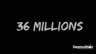 36 Millions - Tête de Clown - Daymolition