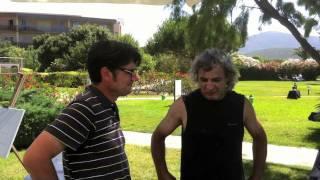 Andrea Mancini, Nelu Pascu e l'UFO