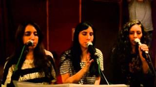 Habibi min zaman - MINIMAL rehearsal, winter 2014 TLV