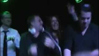 Santos Suarez B2B Maroy With Live Percussion Ft Mc Ron Groovey @ Sublime NYE 31-12-2013