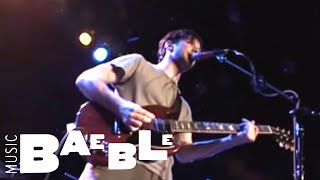 British Sea Power - Remember Me (Live at The Bowery Ballroom) || Baeble Music