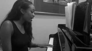At Your Best Aaliyah Cover Kayla Brianna