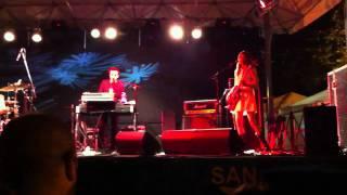 Il Genio live@ Piazzale del Verano 28/06/2011 - Fortuna è sera