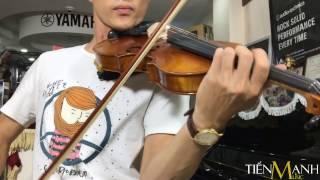 Bụi Phấn - Violin Solo - Quà tặng thầy cô ngày 20-11-2016