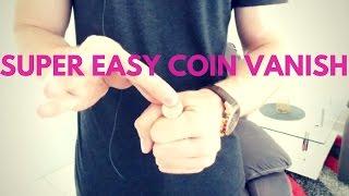 Vanish Any Small Coin | Easy Tutorial | Learn Free Magic