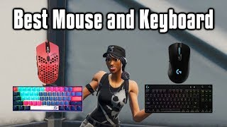 Best Mouse & Keyboard For Fortnite - How To Find Your Optimal Setup!