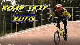 Road trip  Summer 2018 [1] - BMX race // Riding Speed