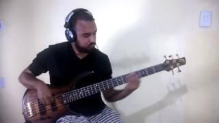 Stratovarius - Stratofortress - Bass Cover