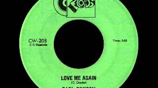 Carl Dryden ‎– Love Me Again [197x]
