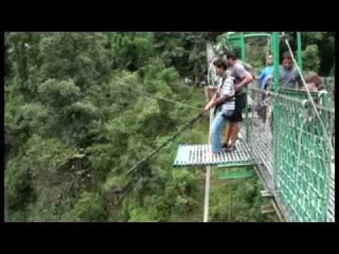 Swing in Bhotekoshi Nepal 2011