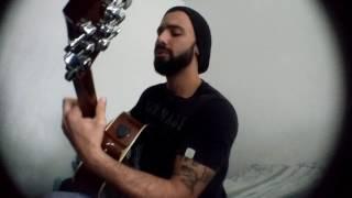 Cover música Pequena Flor - Gabriel Elias