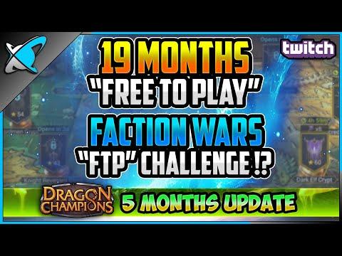 "*19 MONTHS (FTP) PROGRESS* | ""FTP"" FW Challenge!? | (DC) 5 Months Update !! | RAID: Shadow Legends"