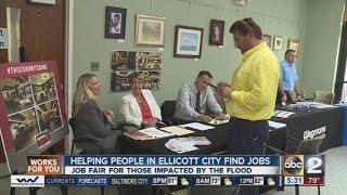 Helping people in Ellicott City find jobs