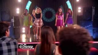Las chicas cantan Sobre ruedas momento musical capítulo 65  - soy luna