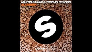 Martin Garrix & Thomas Newson - Alhambra (Official Music Video HD)