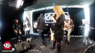 Carla's Dreams - Rachete (live @ Kiss FM)