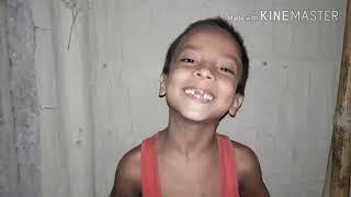 Funny assamese boy