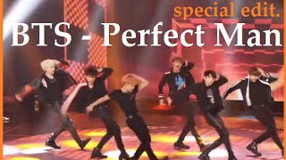 BTS - Perfect Man performance (Special Edit.) 방탄소년단 [ 가요대제전 ] 151231