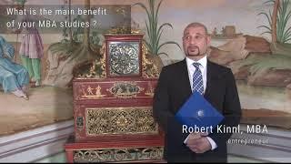 Náhled - Robert Kinnl, MBA