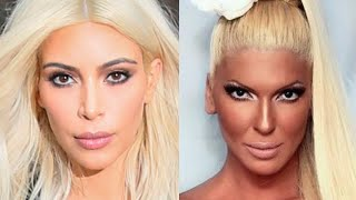 kim kardashian vs jelena karleusa