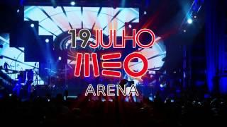 Yuri da Cunha - 20 Anos Carreira (Meo Arena 19 Julho)
