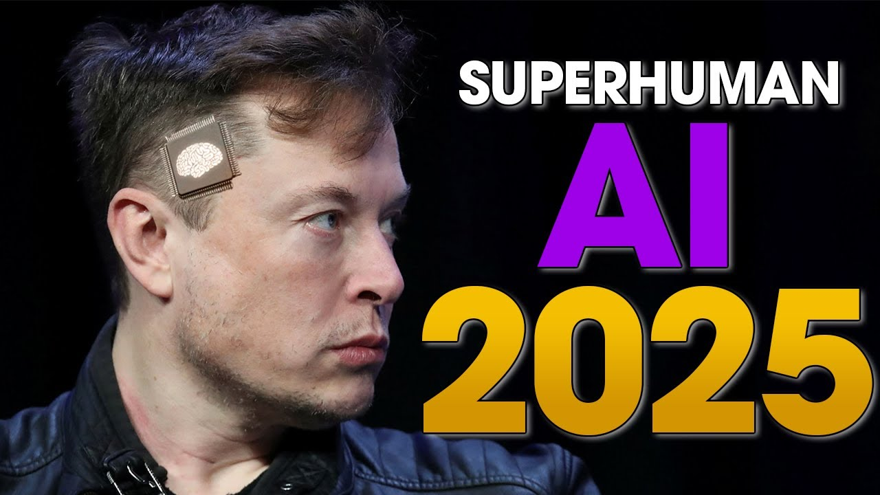 Elon Musk Predicts when Superhuman AI and Killer Robots will Arrive