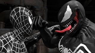 Spider-Man vs. Venom 2 - Spider-Man Ultimate 5