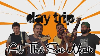 Day Trip -  All That She Wants - Acoustic Live [Ace Of Base rumba cover]