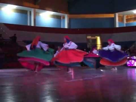 Danzas en Ecuador – Coliseo de Guaranda