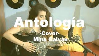 SHAKIRA Antología -cover guitarra- Mina Galván