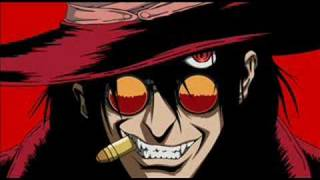 Hellsing - Alucard Theme アーカード  (sheets/notes!!)