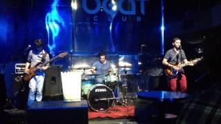 B'ARTE banda - Jorge Palma Frágil (Beat Club Leiria)