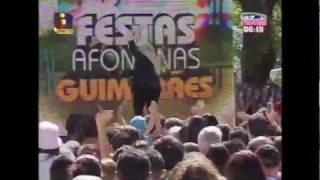 Agata no Festival Afonsino em Guimarães 1