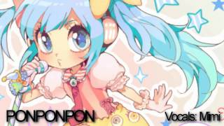 [Mimi] PONPONPON (ENGLISH COVER)
