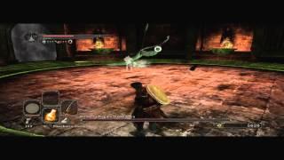 Dark Souls 2 - Mytha Baneful Queen BOSS FIGHT Archer Run