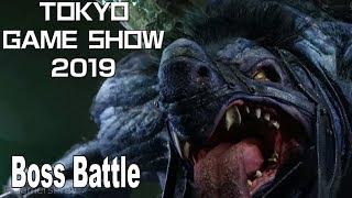 Final Fantasy VII Remake - Aps Boss Battle Gameplay Demo TGS 2019 [HD 1080P]