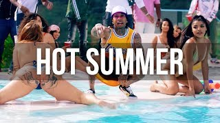 Tyga Type Beat (feat. Chris Brown & Kid Ink) - Hot Summer