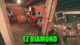 How Hackers Got Me Diamond: Rainbow Six Siege Operation Para Bellum